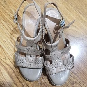 Nuture wedges size 8